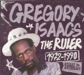 Gregory Isaacs - The Ruler 1972-1990 (VP) CD/DVD